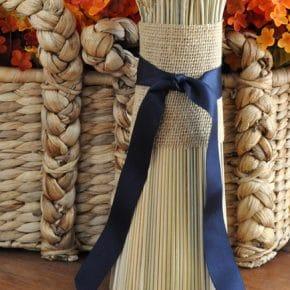 Heartwarming DIY Harvest Wheat Bundle 6