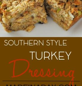 Our Family's Favorite Thanksgiving Dressing Recipe 1