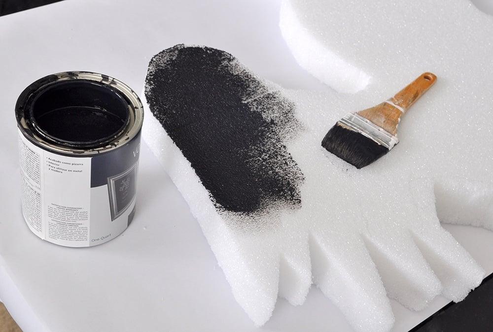paint-foam-with-latex-paint