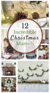 12 Impressive Holiday Mantels 1