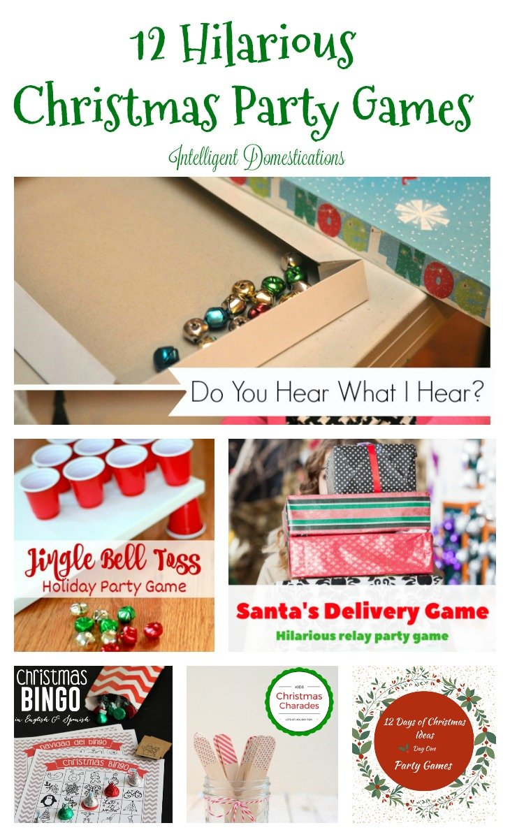 24 Best Christmas Party Games for Adults - Christmas Games ...