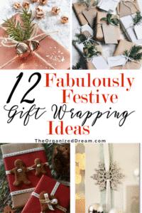 12 Gorgeous Ways to Wrap Gifts 1