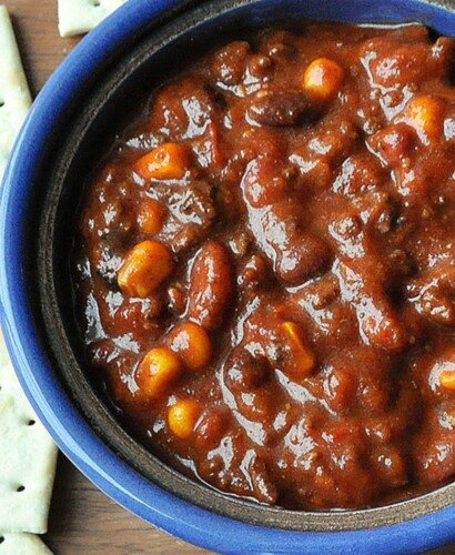 Pressure Cooker Spicy Beer Chili Recipe 31