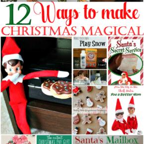 12 Festive Ideas to Make Christmas Magical 1