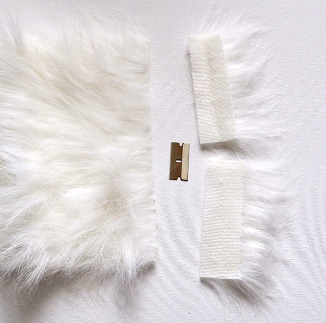how-to-cut-faux-fur