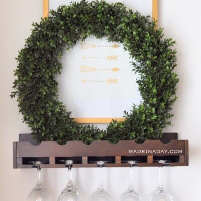 Create Beautiful Trendy Decor with Boxwood Wreaths