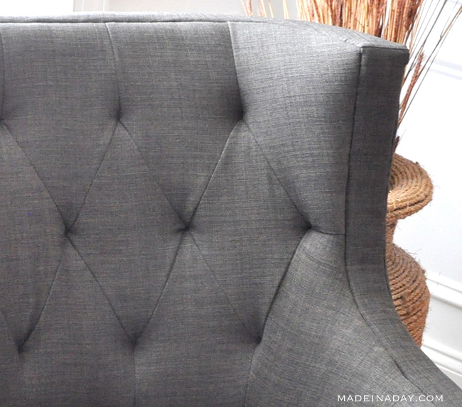 tufted-grey-accent-chair-madeianday-com