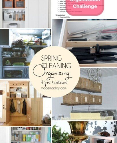 Spring Cleaning Organization Tips Tricks 38