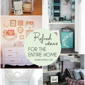 Refresh Ideas for the Entire Home 1