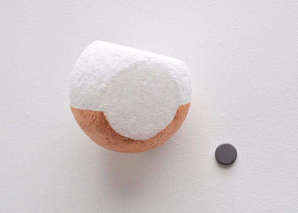 add a magnet foam