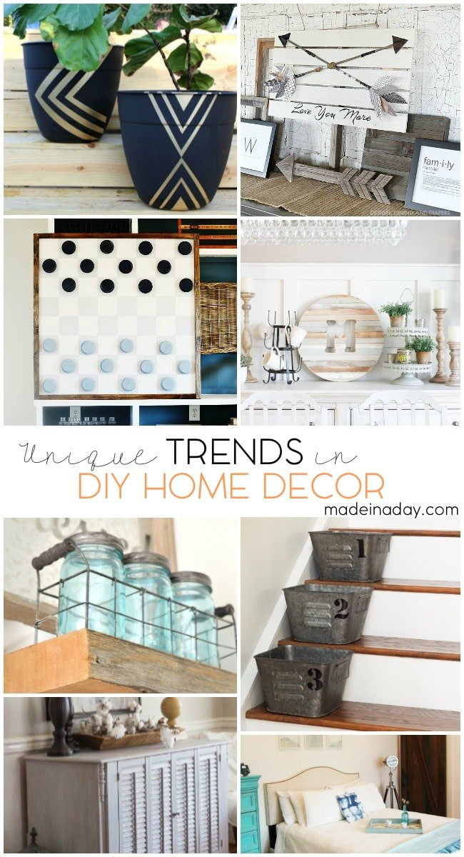12 Crazy Cool Diy Home Decor Ideas To Do This Weekend Made In A Day
