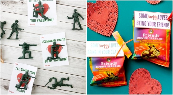 printable valentines day cards, army men valentines