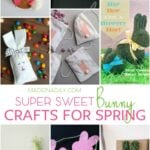 Blooming Fresh Spring Mantles, Entryways and Vignettes 4