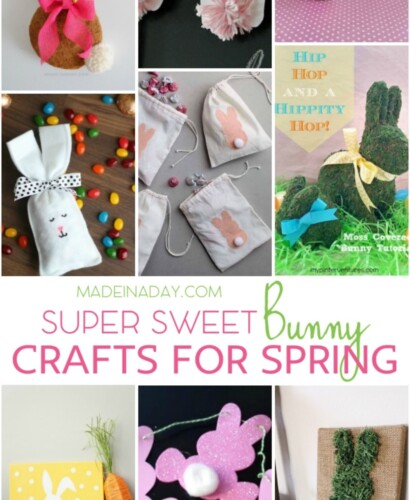Easter Bunny Crafts for Spring 6