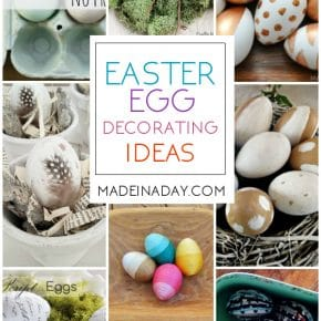 Easter Egg Decorating Ideas for Home Decor 1
