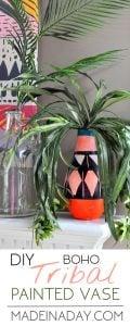 Painted Tribal Vases 1