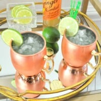 Sparkling Moscow Mule