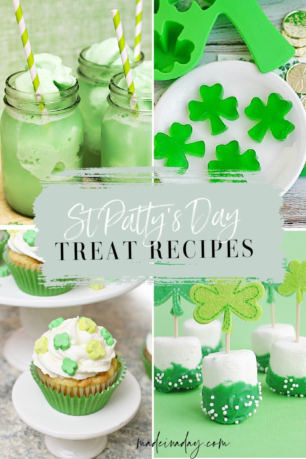 Magical St Patricks Day Desserts Easy Recipes