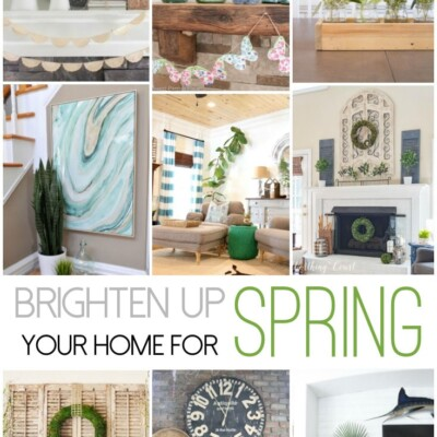Brighten Up Your Home For Spring