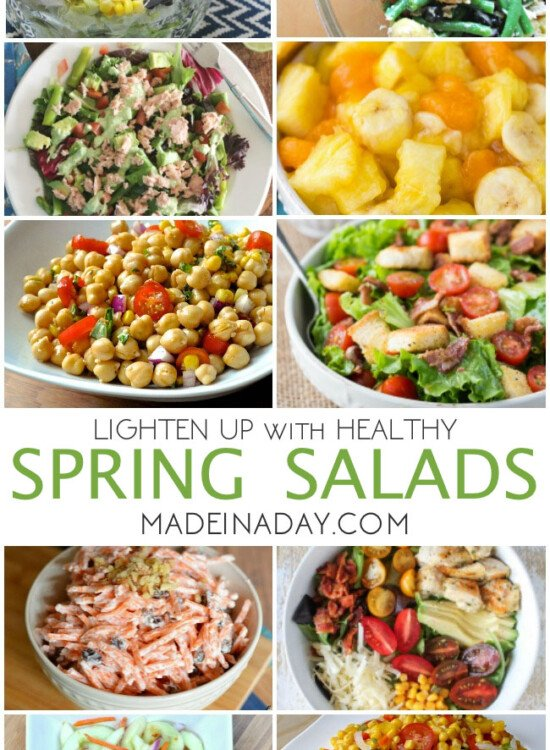 Lighten Up with Spring Salad Recipes 5