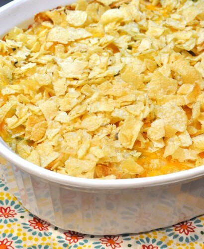Cheesy Tuna Casserole 31