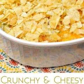 Cheesy Tuna Casserole 1