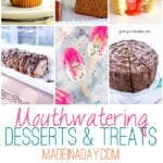 Gorgeous Mouthwatering Desserts: Treats 1