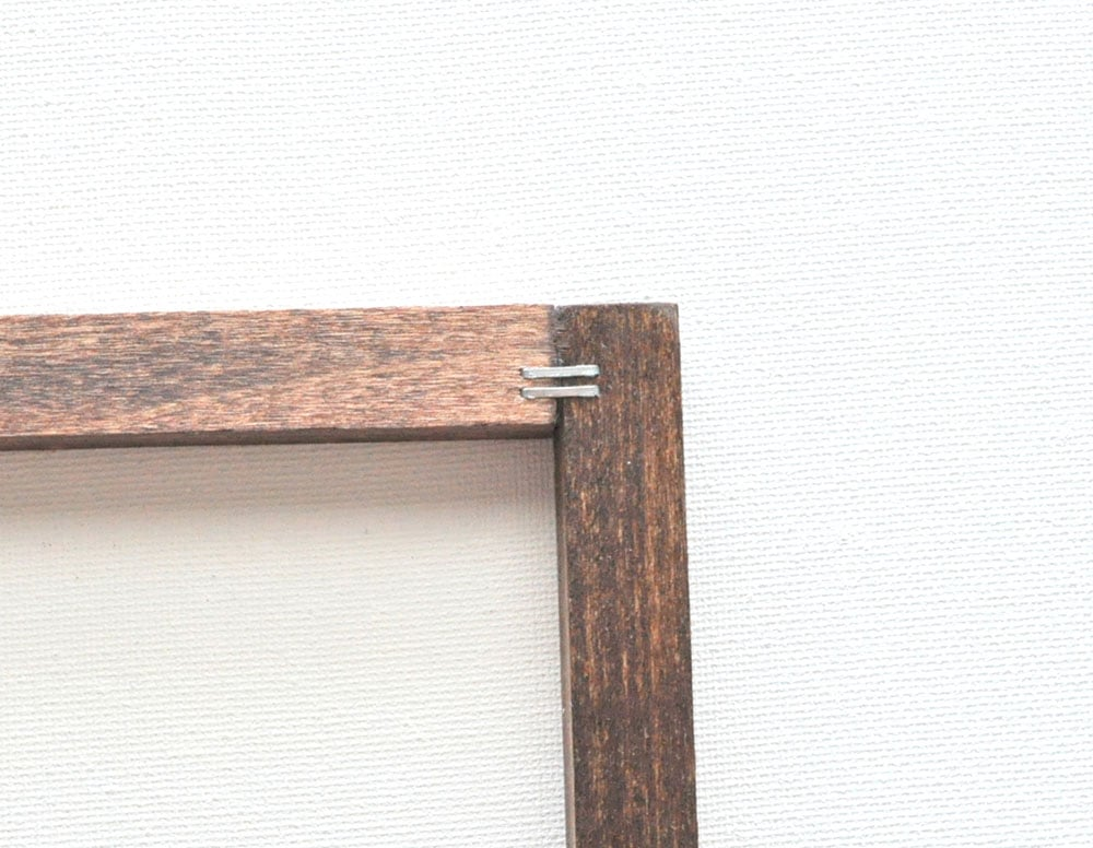 DIY Minimal Framed Palm Wall Art 35