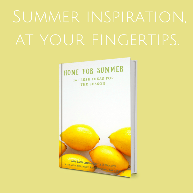 Home for Summer Ebook Launch! 2