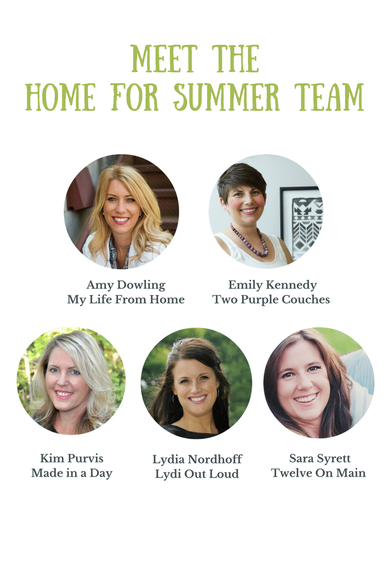 Home for Summer Ebook Launch! 3