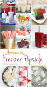 Homemade Freezer Popsicle Recipes 1