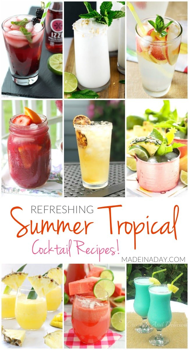 12 Easy Fruity Cocktail Recipes for Summer 3