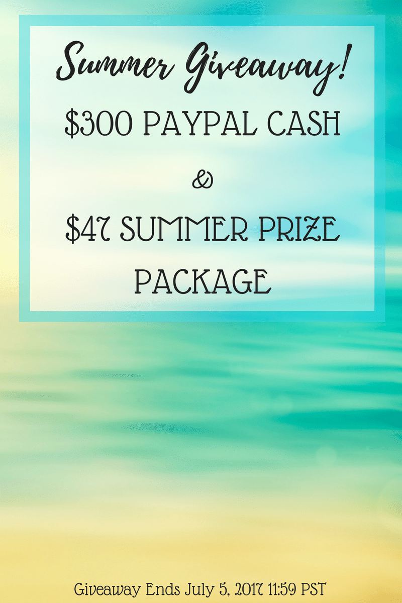 Summer Giveaway $300 Paypal + Prize Package, Pineapple tote bag, Home for Summer eBook, Arrow sign,