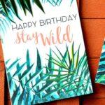 New Tropical Plant 2020 Printable Calendar 4