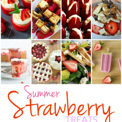 Summer Strawberry Treat Recipes