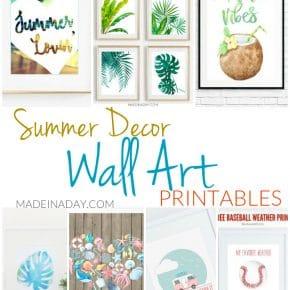 DIY Signs & Wall Art 1