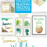 Spring Printables to Freshen up Your Home 4