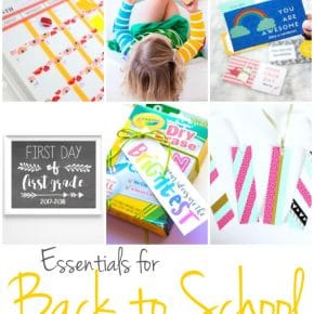 Essentials for Back to School DIY Crafts and Projects 1