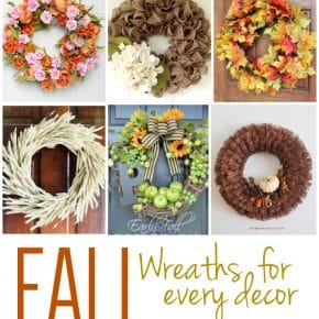 Stunning DIY Fall Wreath Ideas for Every Decor 1