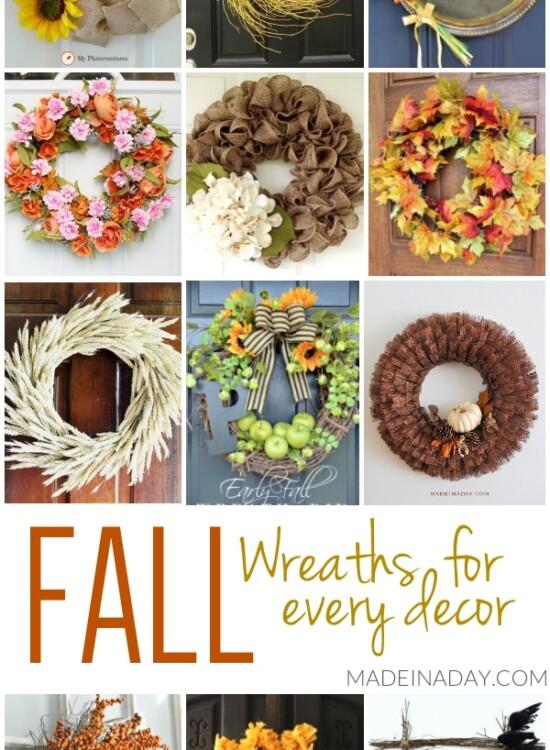 Stunning DIY Fall Wreath Ideas for Every Decor 7