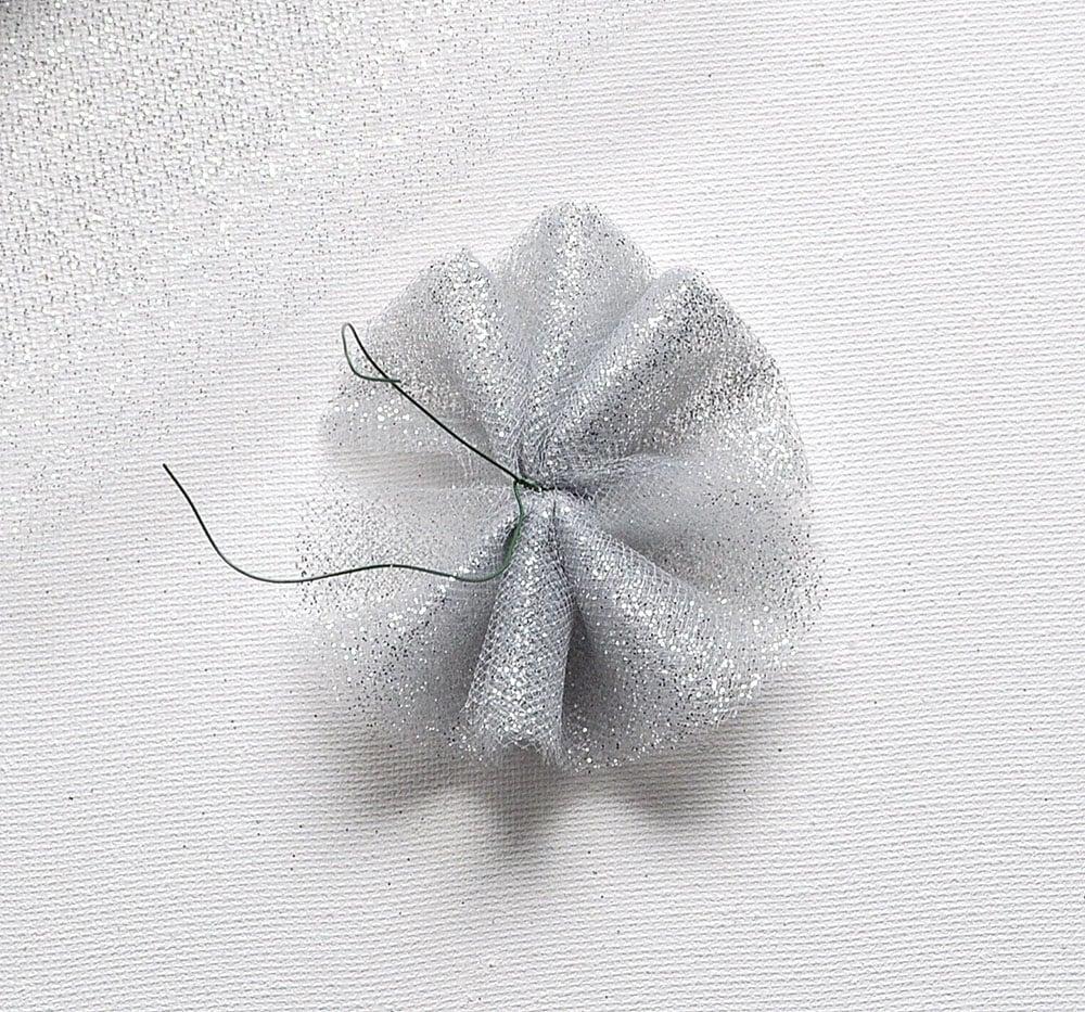 Mini Tulle Party Hat Headbands 12