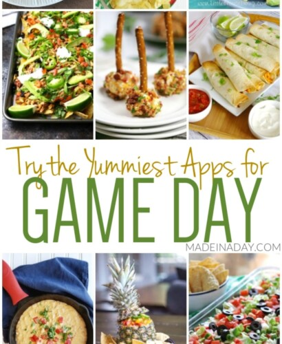Winning Appetizers for Game Day 32
