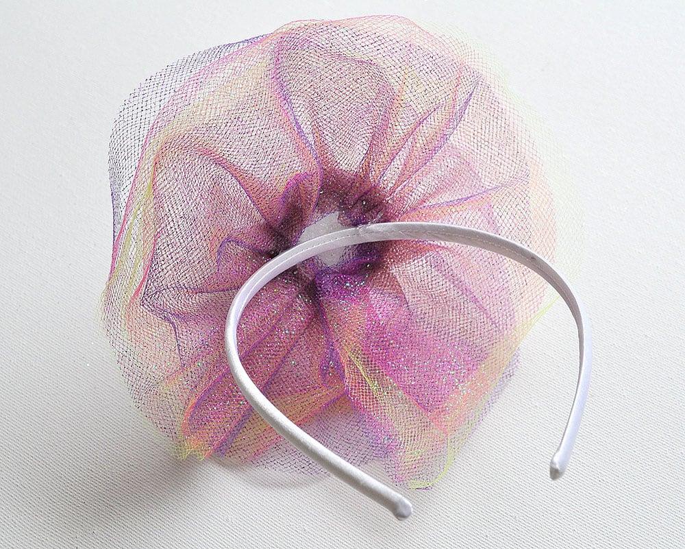 Mini Tulle Party Hat Headbands 8