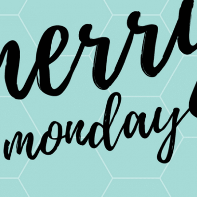 Merry Monday Linky party #173