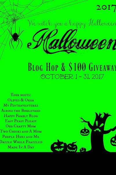 2017 Halloween Blog Hop