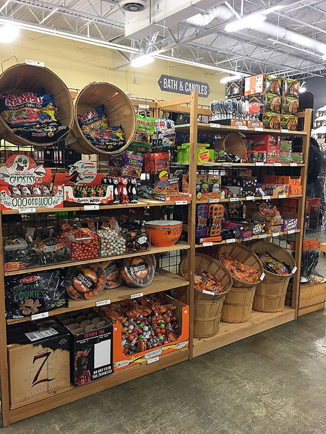 Candy Aisle World Market