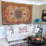 Make your own Kilim Throw Pillow Covers from a Rug 5