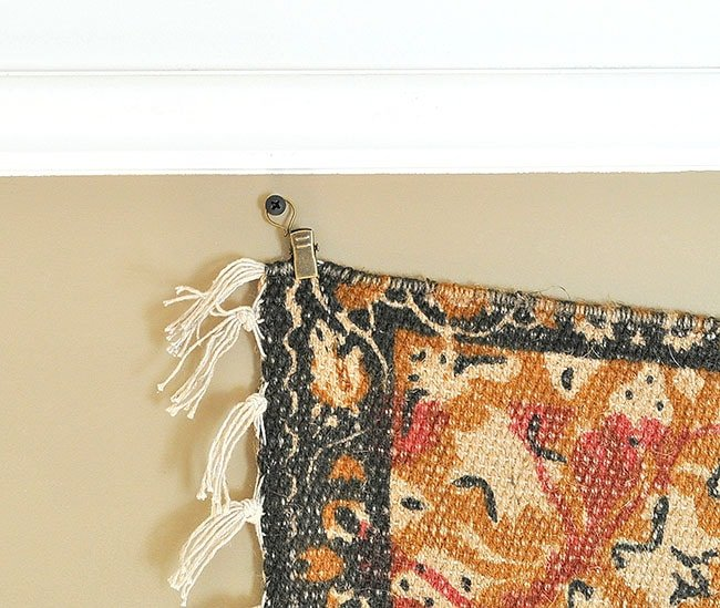 Rug Wall Art: How to Hang a Rug Like a Tapestry 33