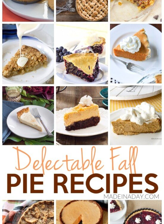 Delectable Fall Pie Recipes 4