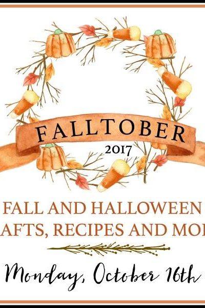 Falltober Fall & Halloween Linky Party